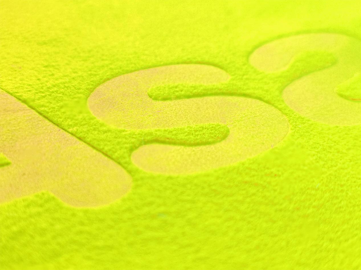hot stamping ručník microtech