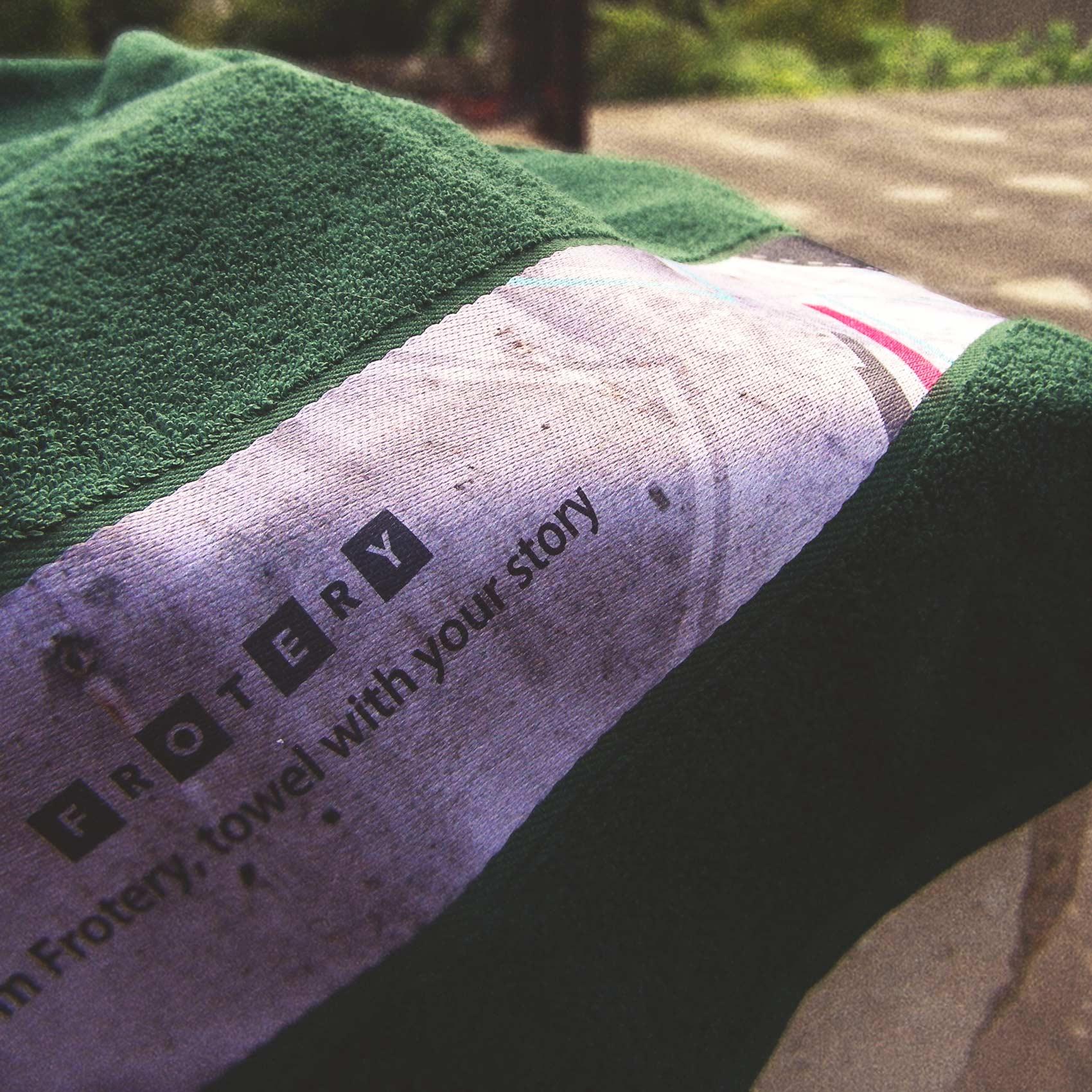 ručník print