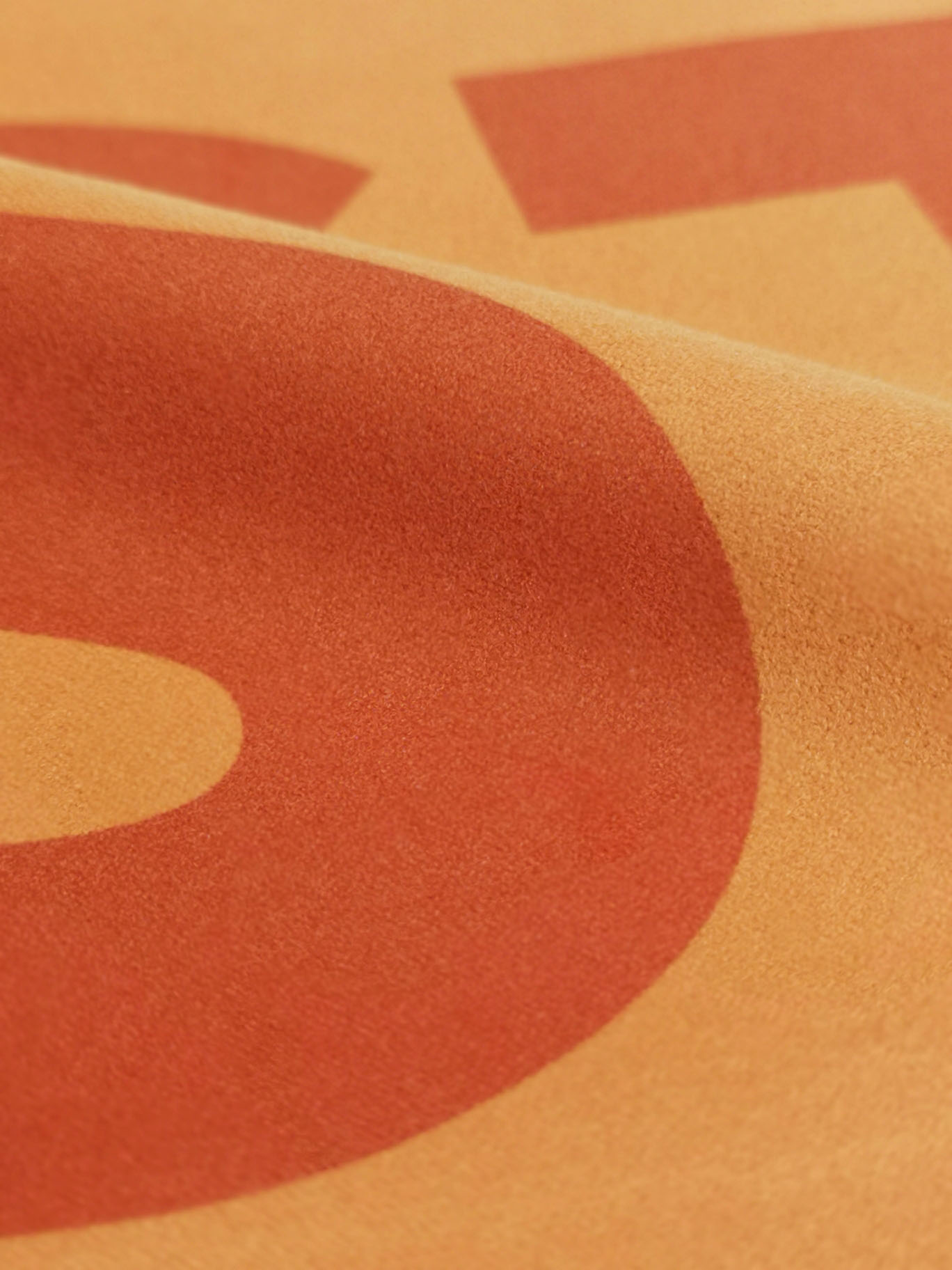 imprimons sur les serviettes colorées